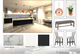 Proposed kitchen and living interior design and instalation. CAD  3D render