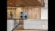 Fully intergated kitchen space storage units